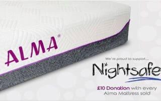Prestige Beds helping those at Nightsafe sleep easier