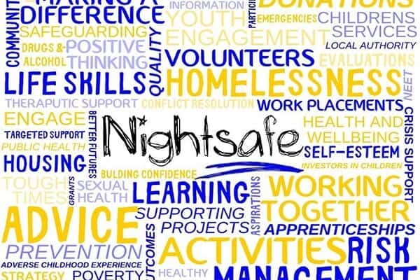 Nightsafe launch £100,000 donation appeal