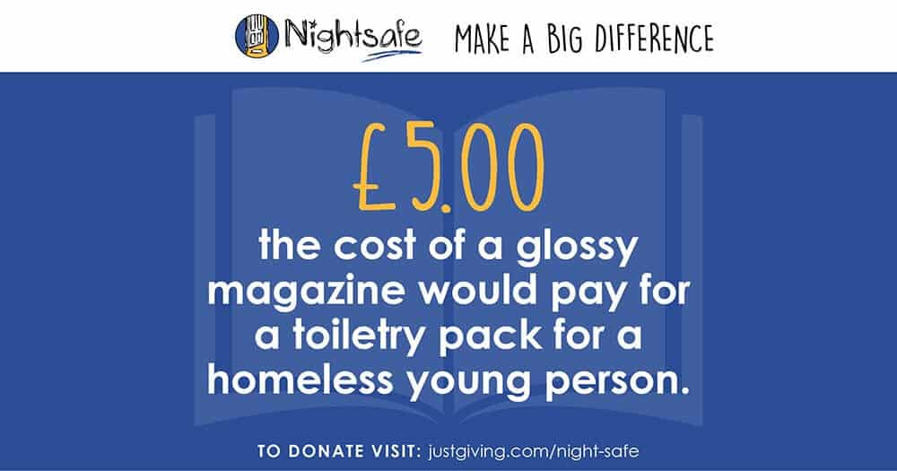 Nightsafe - Make A Big Difference