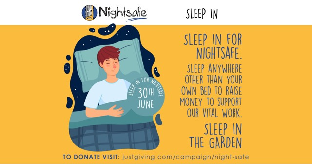 Sleep In For Nightsafe