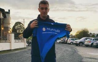 Kris runs 100 miles to help Nightsafe raise £100K
