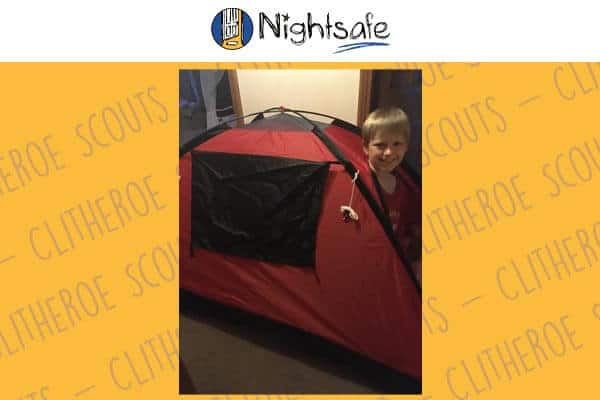 Scouts give up their beds to raise cash for homeless charity
